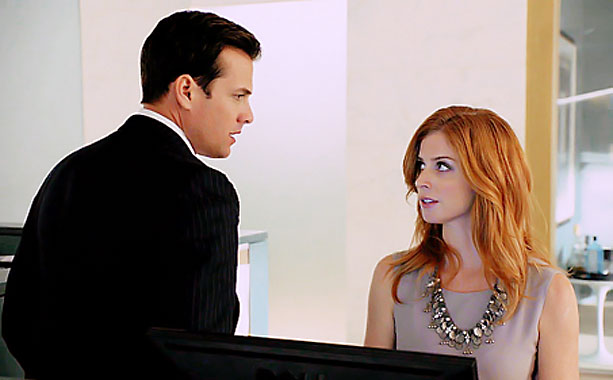 SUITS-HARVEY-DONNA